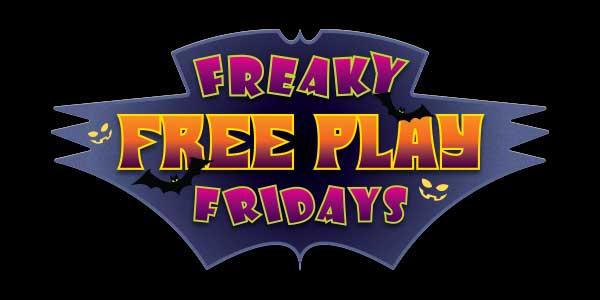 Freaky Free Play Fridays