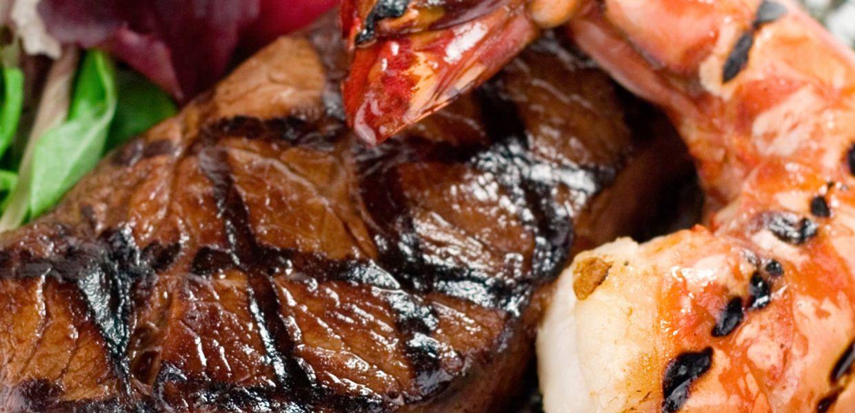Champions Steak & Shrimp