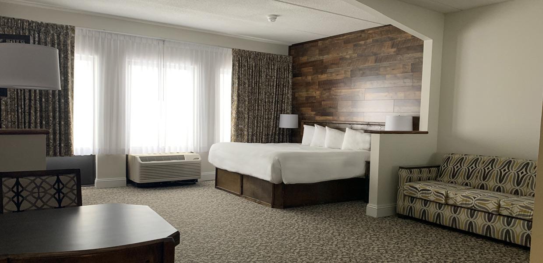 Hotel Guestrooms & Suites