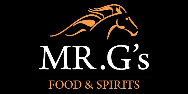 Mr. G's Food & Spirits Logo