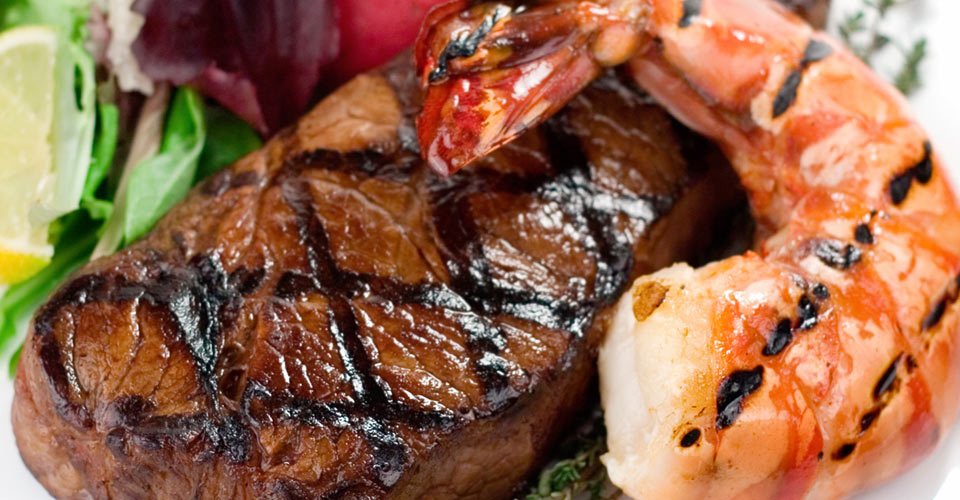 Steak and Seafood Buffet