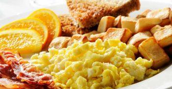 Mr. G's Rise & Shine Breakfast